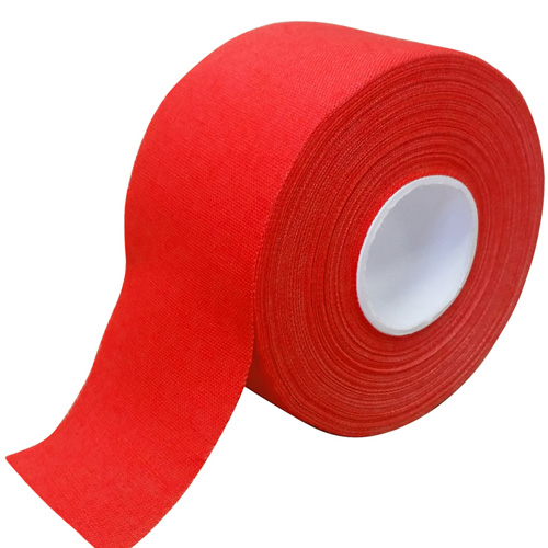 Athletic Tape Red