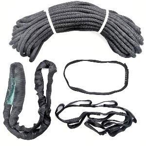 Spansets, Slings & Ropes